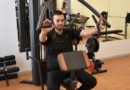 Физкультурно-оздоровительного комплекс «Маяк» оснащенуниверсальным тренажёрным залом